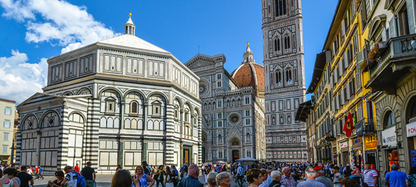 Private Tour of the Duomo Complex and its museum